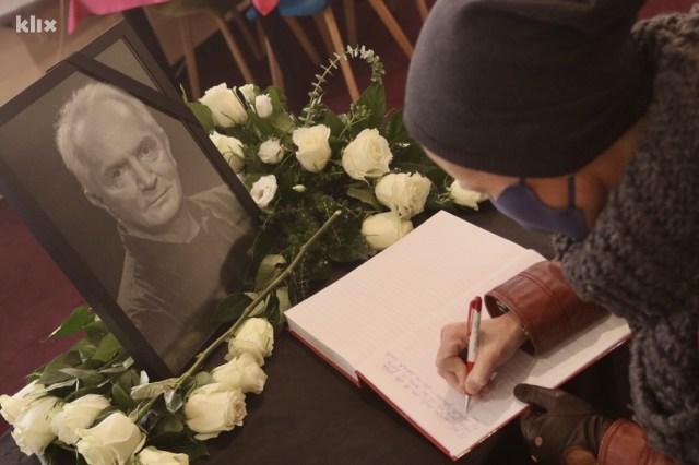 Komemoracija Draganu Jovičiću održana je početkom novembra (Foto: D. Ć./Klix.ba)