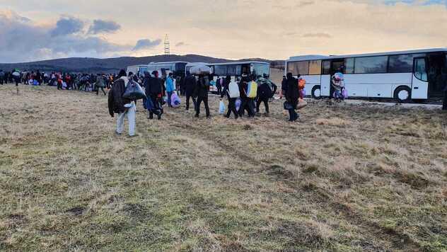 Neizvjesna sudbina 500 migranata (Foto: Ademir Veladžić)