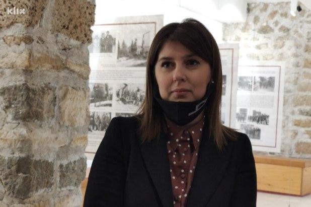 Indira Gaštan-Bešo (Foto: G. Š./Klix.ba)
