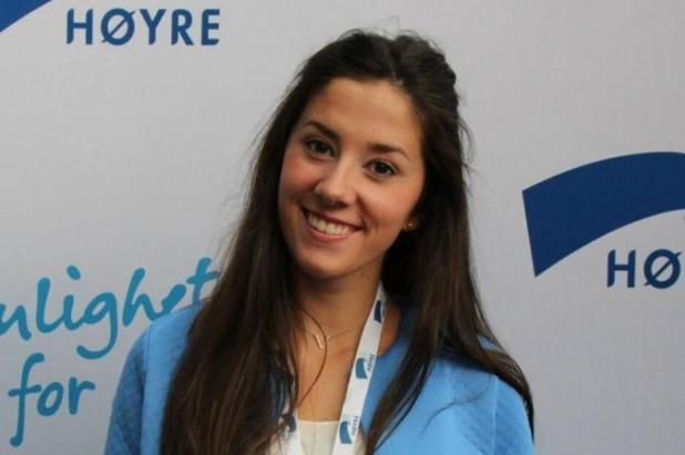 Hannah Sumeja Atić je zamjenica ministra industrije i privrede u Vladi Norveške