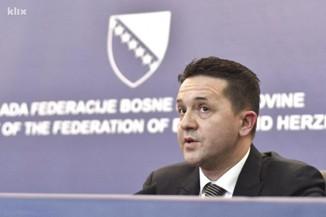 Adnan Teletović: Posao za lokalno stanovništvo (Foto: T. S./Klix.ba)