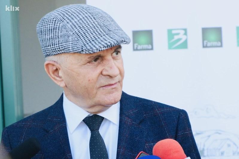 Načelnik Kalesije Sead Džafić (Foto: A. K./Klix.ba)