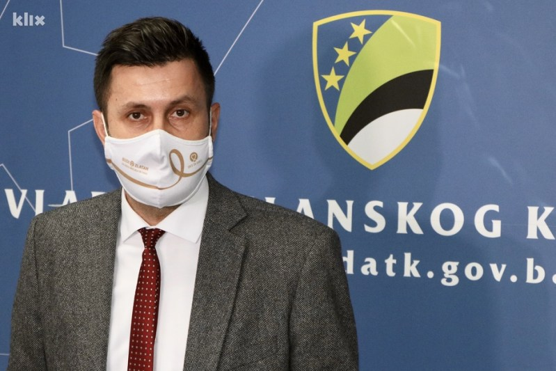 Elvis Baraković (Foto: A. K./Klix.ba)