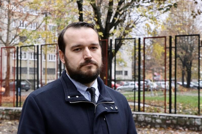 Admir Čavalić (Foto: A. K./Klix.ba)