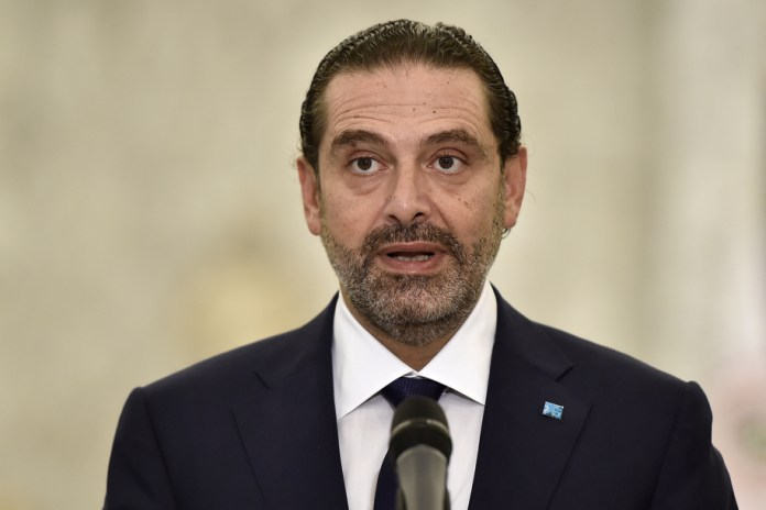 Saad Hariri (Foto: EPA-EFE)