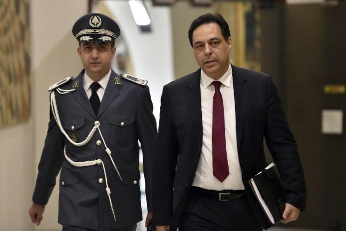 Hassan Diab - premijer kojeg niko ne želi (Foto: EPA-EFE)