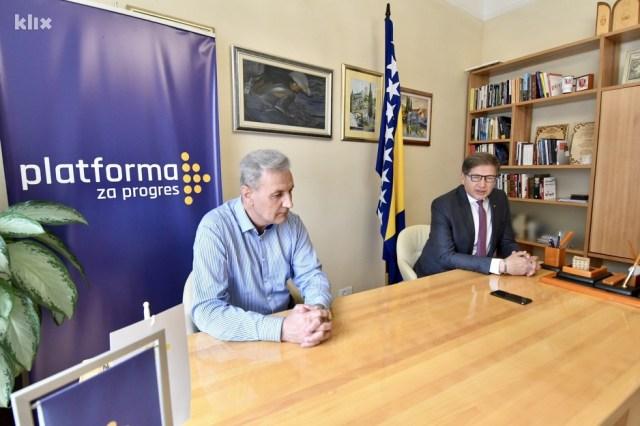 Arifagić je predložen za funkciju potpredsjednika RS-a (Foto: T. S./Klix.ba)
