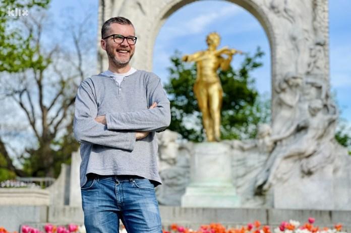 Nermin Podžić, živi i radi u Beču (Foto: Klix.ba)