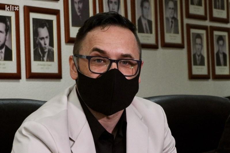 Božo Jurić (Foto: A. K./Klix.ba)