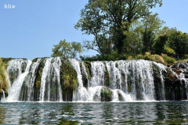 Vodopad Koćuša (Foto: Klix.ba)