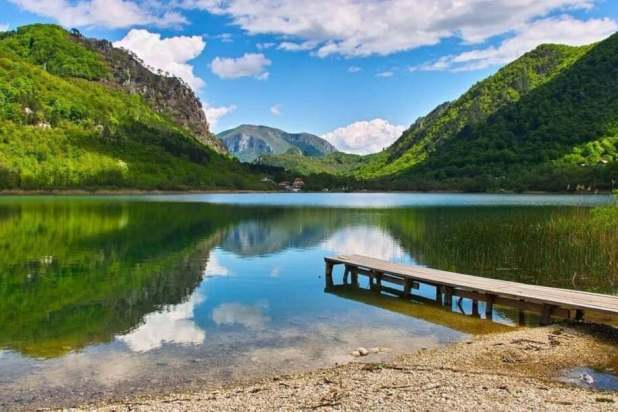 Boračko jezero (Foto: Instagram)