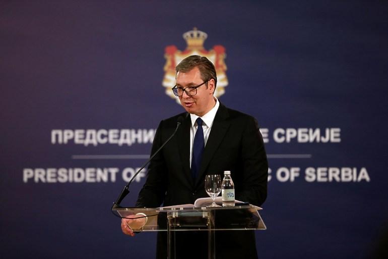 Aleksandar Vučić (Foto: EPA-EFE)