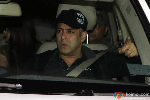 Salman Khan & Iulia Vantur Arrived Together For Arpita Khan's Birthday Bash