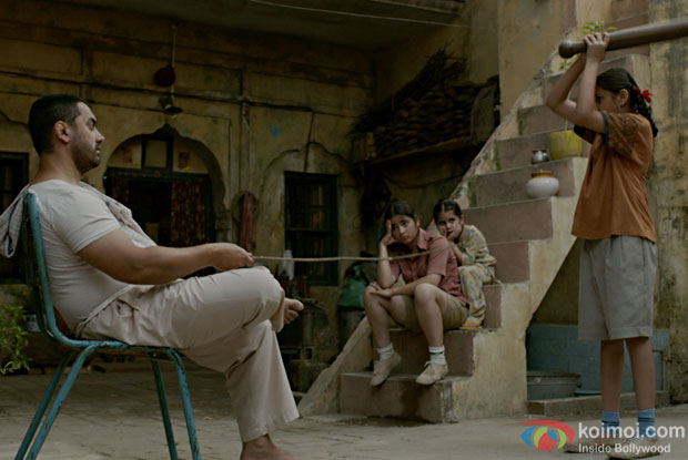 Aamir Khan's Dangal Makes 311% Profit At The Box Office