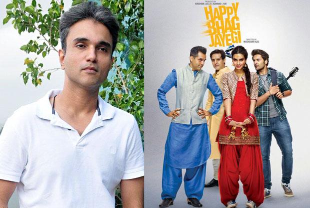 Mudassar Aziz: Happy Bhag Jayegi