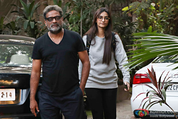 "Sonam Kapoor has been roped in for the upcoming film ""Pad Man"" directed by R. Balki"