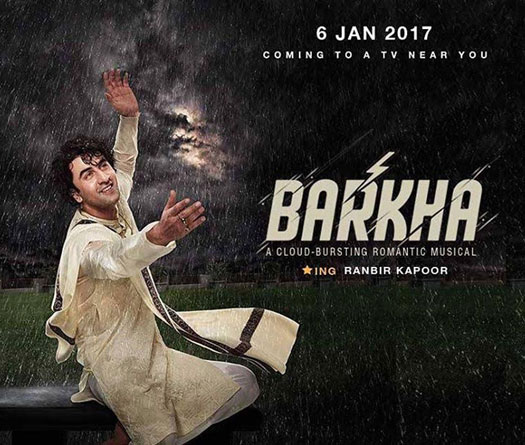 Watch: Ranbir Kapoor As Bengali Babu In A New Commercial 'Barkha'