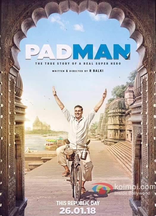 Padman Update: Akshay Kumar Announces A New Release Date