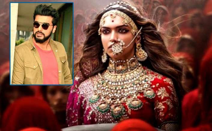 Arjun Kapoor Supports Sanjay Leela Bhansali's Padmavati, Says His Vision Must Be Trusted