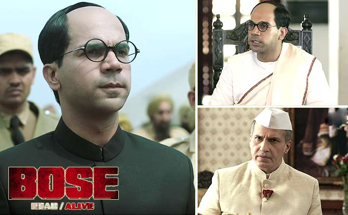 BOSE Dead/Alive Trailer: Rajkummar Rao Nails The Bose Look In Every Possible Way!