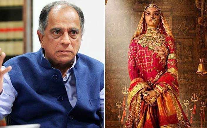 """""""Controversy on his projects is created by people"""" Pahlaj Nihalani On Padmavati Row"""