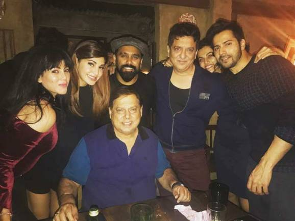 Jacqueline Fernandez hosted a success party for Judwaa 2'