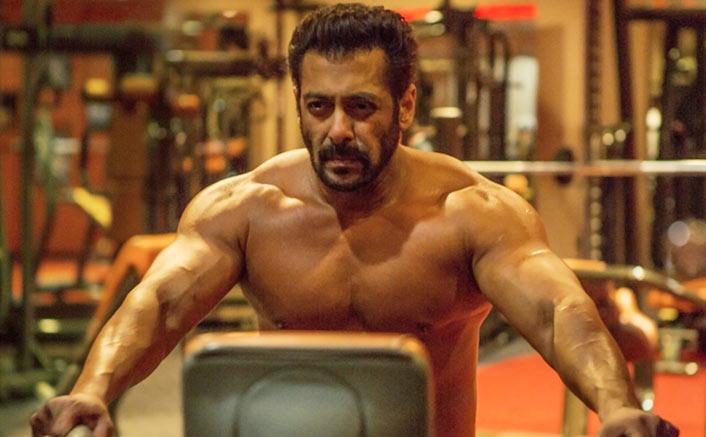 Salman Khan accepts Kiren Rijiju's fitness challenge