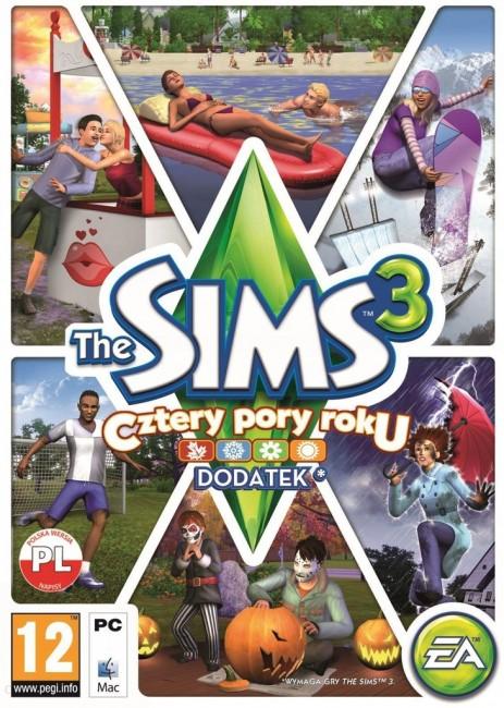 The Sims 3 Cztery Pory Roku Dodatek PC Cena Raty