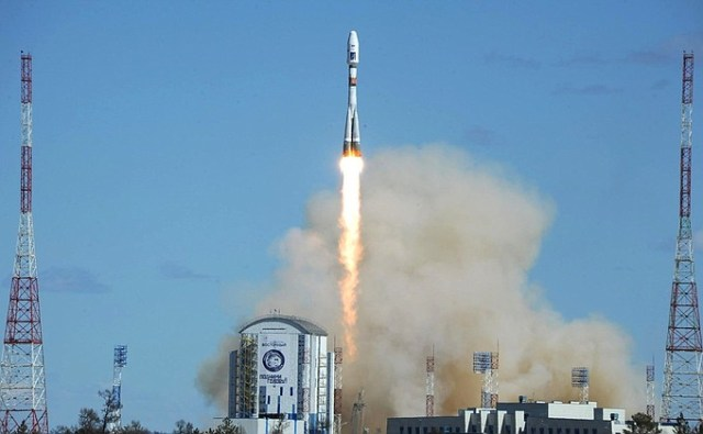 Soyuz-2.1a successfully launched from Vostochny