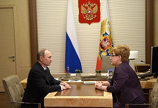 Natalya Zhdanova appointed Acting Governor ofTrans-Baikal Territory
