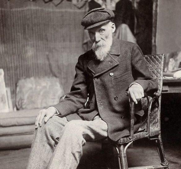 Пьер Огюст Ренуар, примерно 1910
