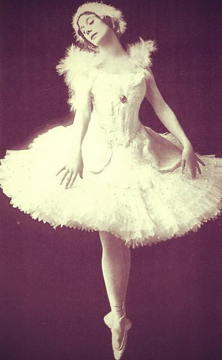 Anna Pavlova ni ballerina ya kushangaza - hadithi katika