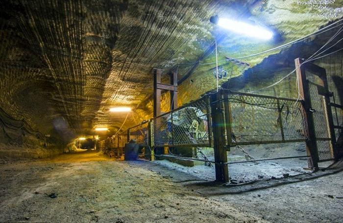Тоннели под землей пролегают на несколько десятков километров.