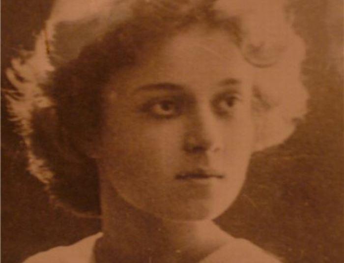 Августа Миклашевская – женщина, которая написала о Есенине воспоминания | Фото: liveinternet.ru