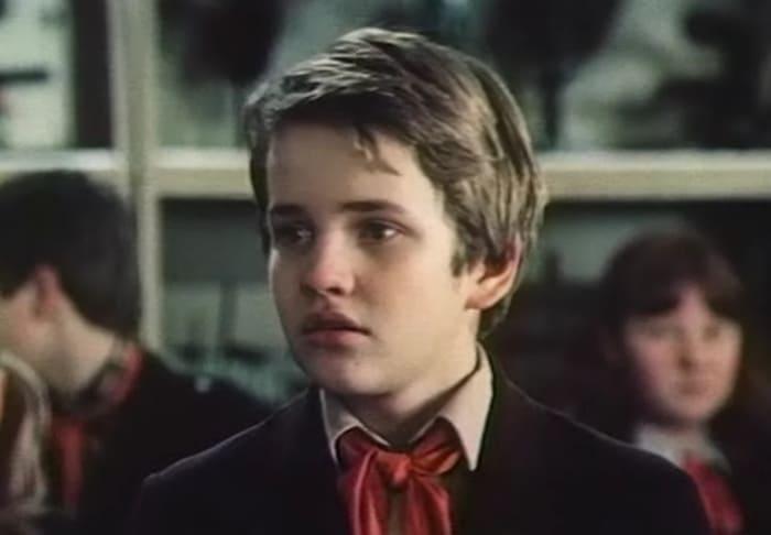 Дмитрий Егоров в фильме *Чучело*, 1983 | Фото: kino-teatr.ru