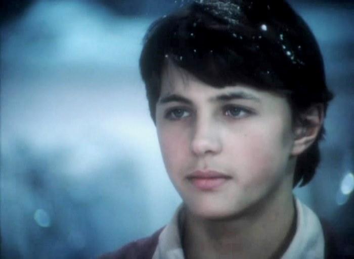 Ян Пузыревский в фильме *Тайна Снежной королевы*, 1986   Фото: kino-teatr.ru