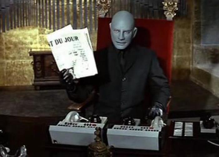 Жан Маре в фильме *Фантомас*, 1964   Фото: kino-teatr.ru