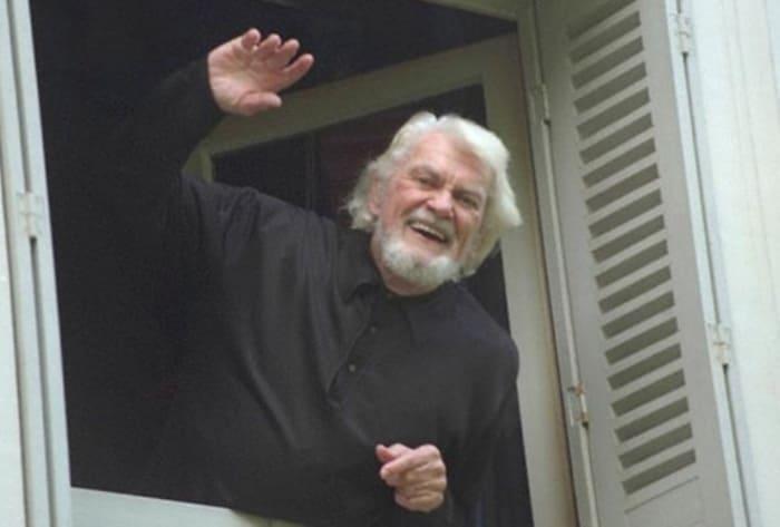 Легенда французского кинематографа   Фото: alain-delon.ru