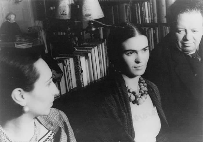 Фрида Кало и Диего Ривера, 1932. | Фото: diletant.media