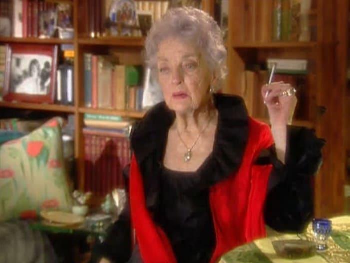 Марина Федоровна Шаляпина в 1994 г. в возрасте 82 лет   Фото: liveinternet.ru
