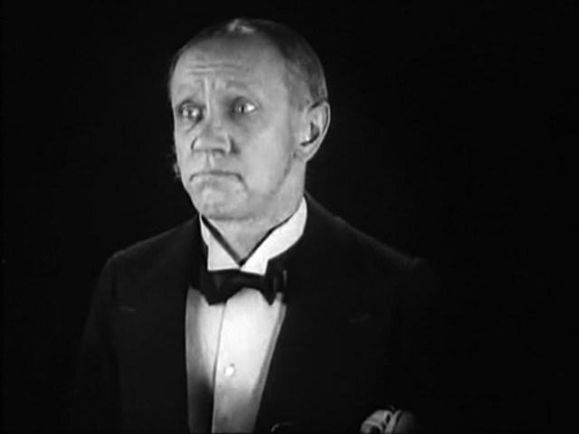 Кадр из фильма *Человек из ресторана*, 1927 | Фото: kino-teatr.ru