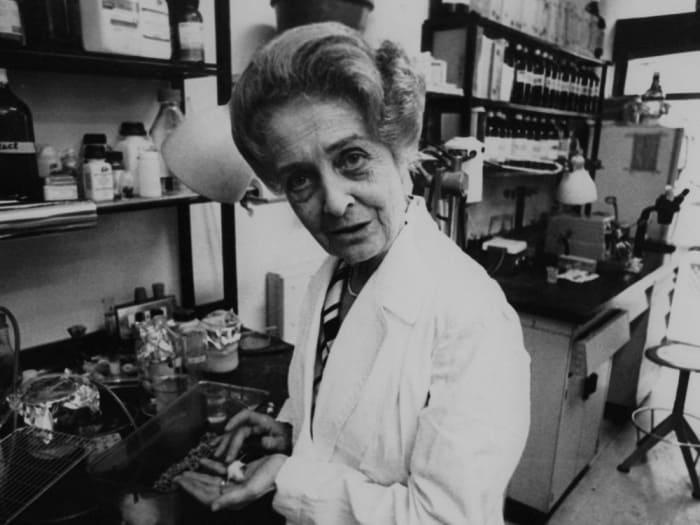 Женщина, удостоенная Нобелевской премии в области медицины   Фото: polymus.ru