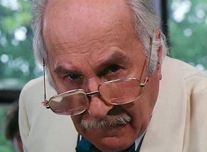 Владимир Зельдин в фильме *Классик*, 1998 | Фото: kino-teatr.ru