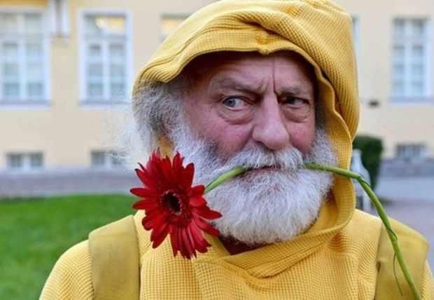 Народный артист России, знаменитый клоун-мим Вячеслав Полунин | Фото: livelib.ru