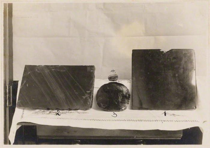 Зеркала, найденные на территории современной Мексики. | Фото: latinamericanhistory.oxfordre.com.