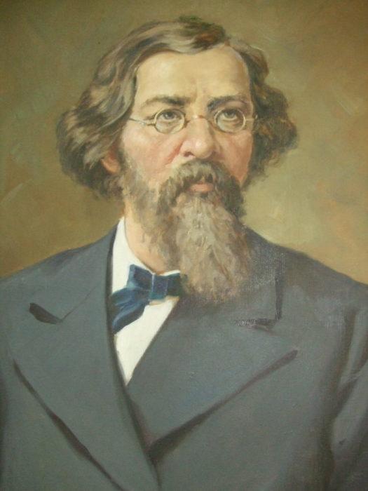 Николай Чернышевский. / Фото: www.donlib.ru