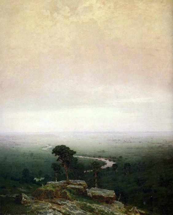 «Север». Автор: Архип Куинджи.