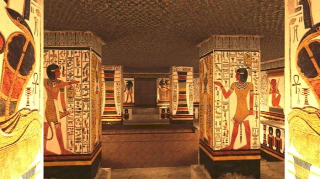 По легендарной гробнице Нефертари скоро можно будет побродить онлайн, по трёхмерной компьютерной реконструкции.