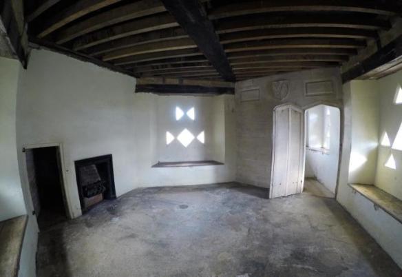 Каждое шестиугольное внутреннее помещение разделено на три треугольные комнаты. /Фото:forbes.com