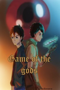 Game Of The Gods: Journey To A Fantasy World Anture (Novela)